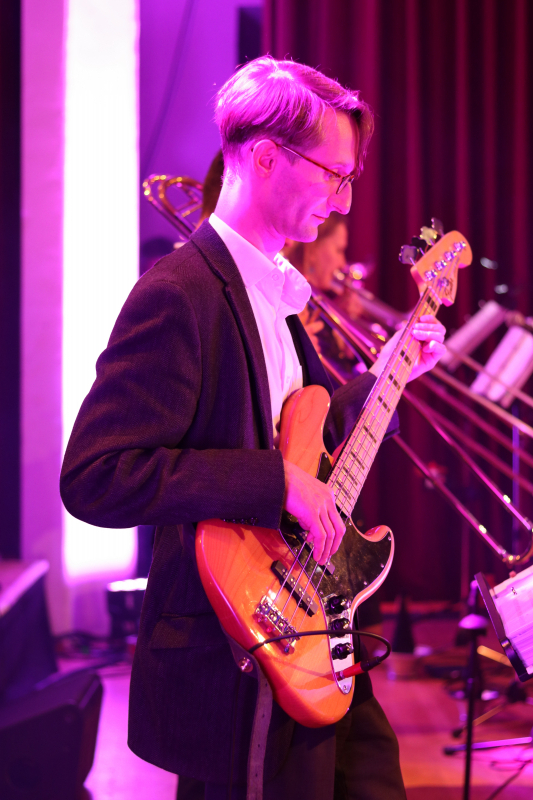 Jazzball - Fürstenwalder Jazztage 2016